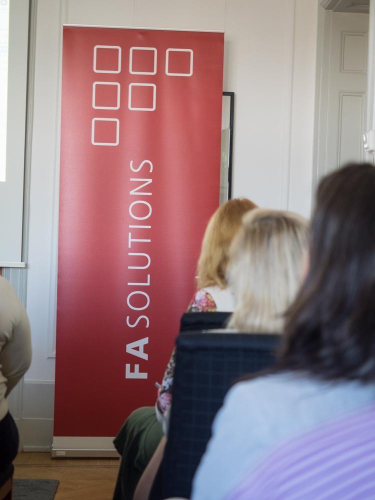 Breakfast seminar in Stockholm on June 11th, 2015